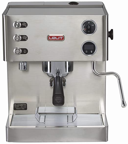 Lelit Elizabeth PL92T - Cafetera expreso semiprofesional ...