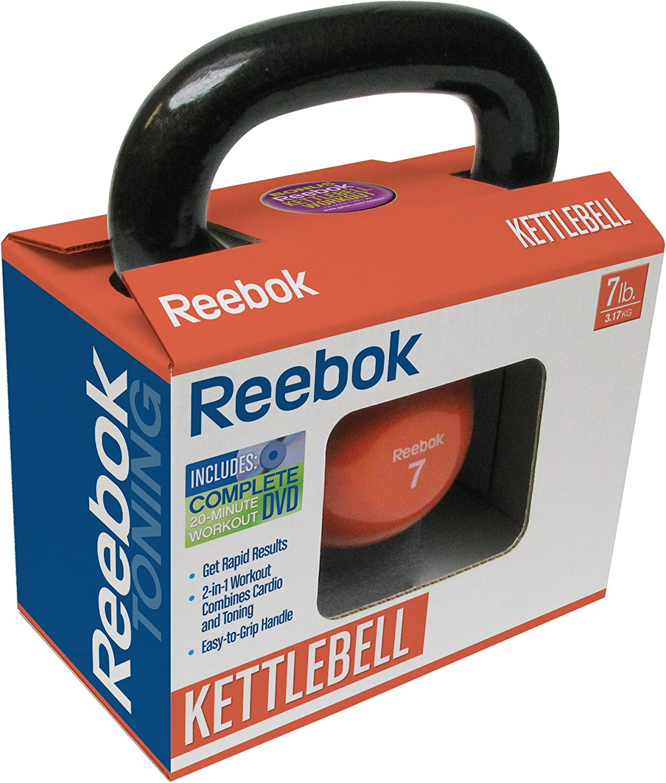 Kettlebell Unisex Adulto Reebok