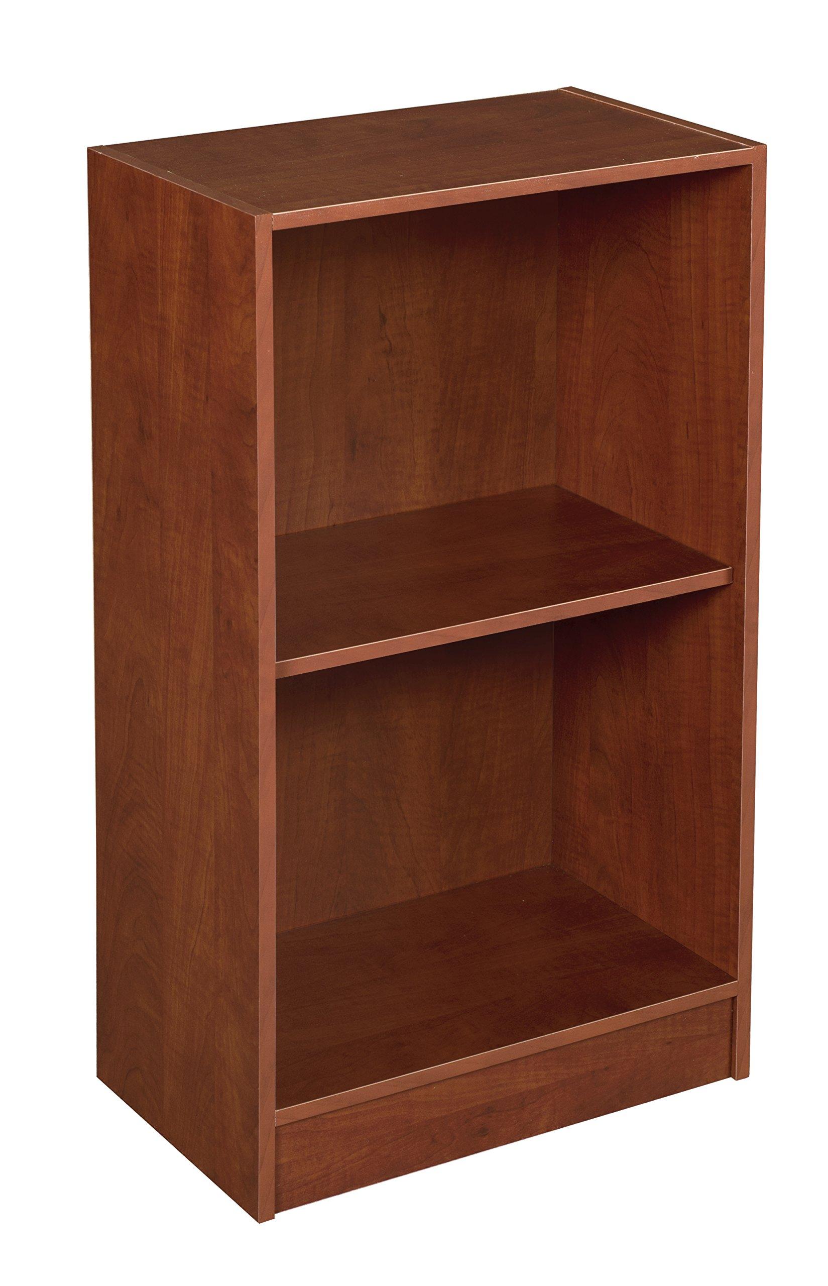 Niche Mōd 2 shelf Bookcase - Cherry
