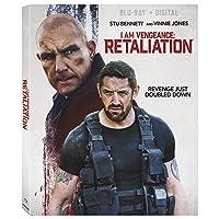 I AM VENGEANCE: RETALIATION BD + DIGITAL [Blu-ray]