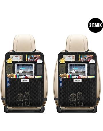 Aoafun 2 Pack Organizadores para Asientos de coches , Protección para Asientos Trasero de Coche Back