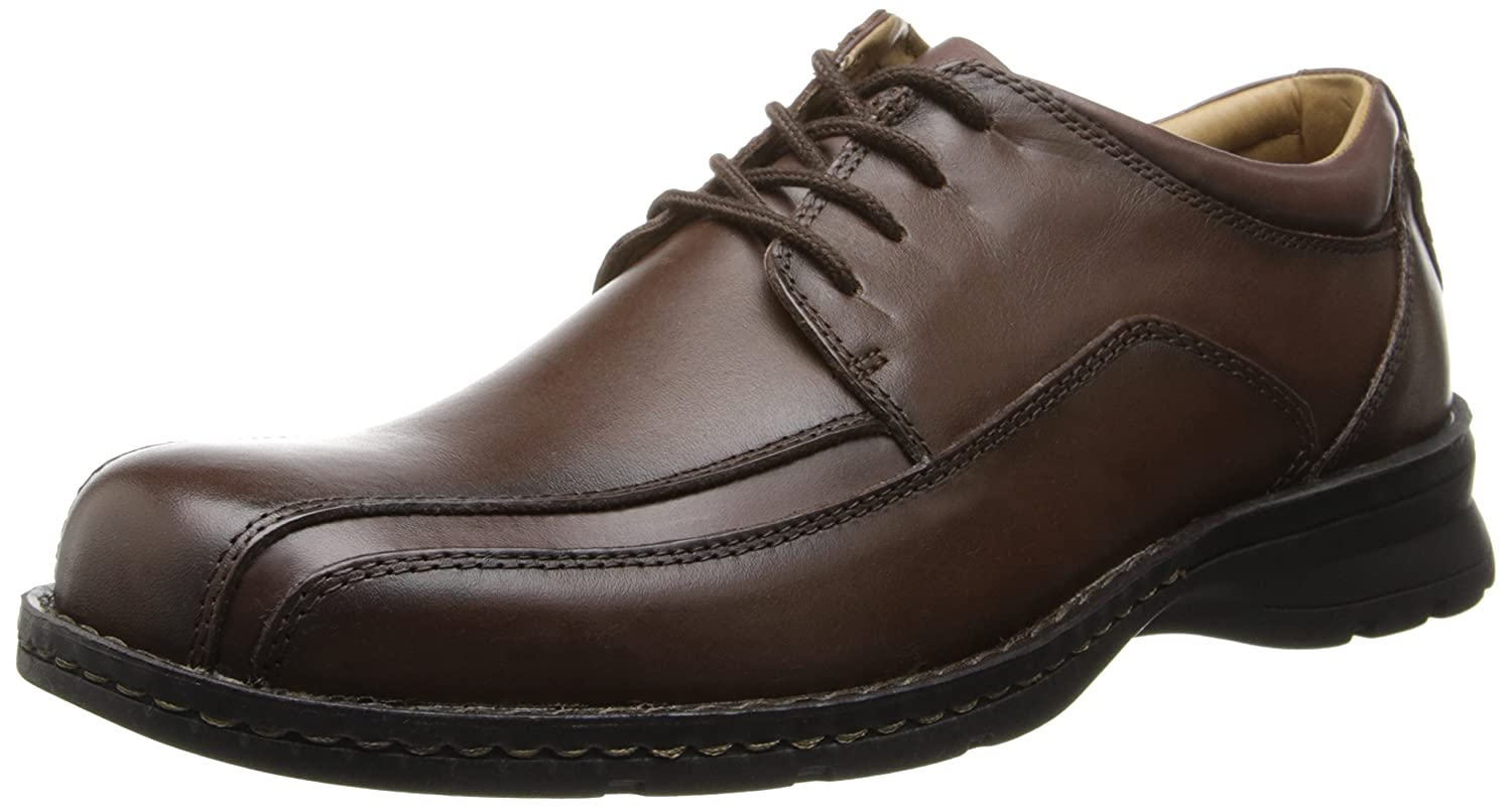 Mens Vintage Style Shoes| Retro Classic Shoes Dockers Mens Trustee Oxford $59.99 AT vintagedancer.com