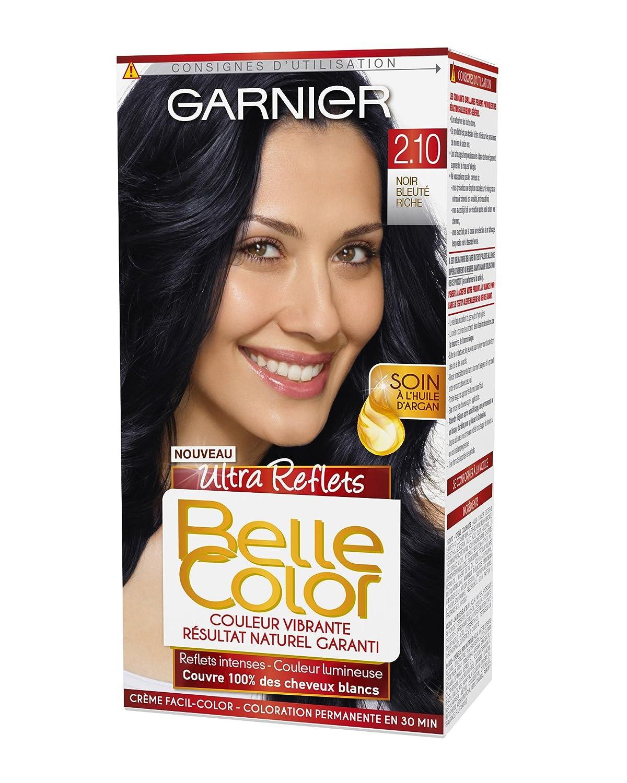 Coloration sur cheveux noir naturels