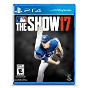 [Amazon Canada]MLB 17 The Show (PS4) for $59.99 & Free Shipping