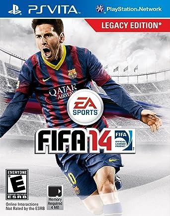 Amazon.com: FIFA 14 Legacy Edition - PlayStation Vita: Video Games