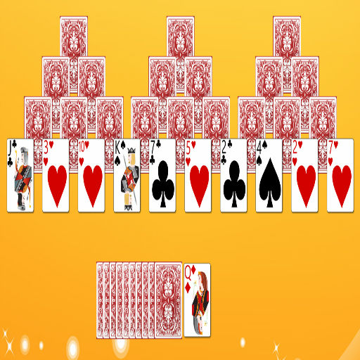 old solitaire card game - 8