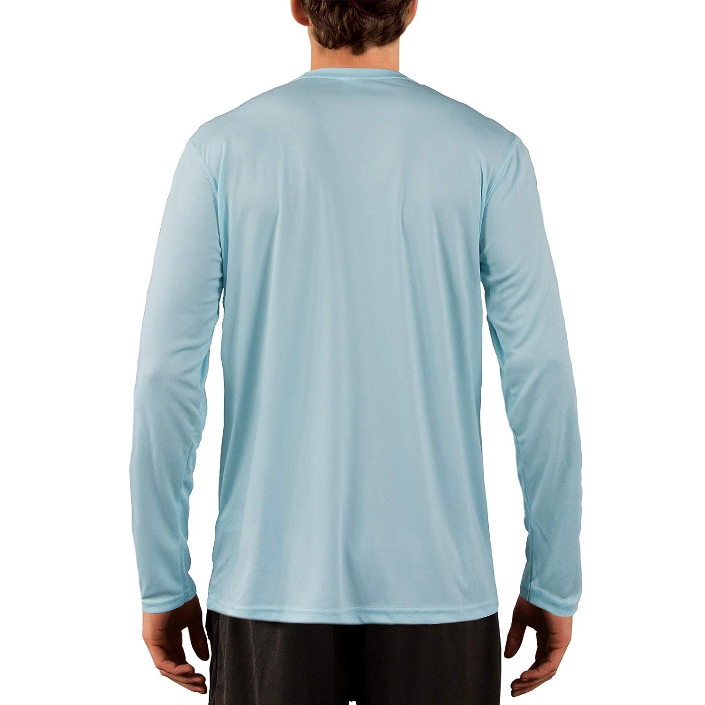 997a38a4c Amazon.com: Vapor Apparel Men's UPF 50+ UV Sun Protection Performance Long  Sleeve T-Shirt: Clothing