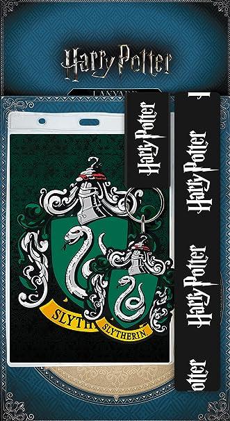 Colgante llavero Slytherin Harry Potter: Amazon.es: Ropa y ...