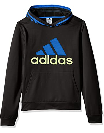 f8ef1541117e adidas Boys  Athletic Pullover Hoodie