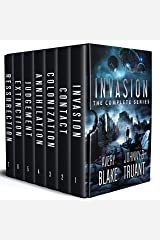Invasion: The Complete Series (An Alien Invasion Science Fiction Series) Kindle Edition