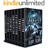 Invasion: The Complete Series (An Alien Invasion Science Fiction Series)