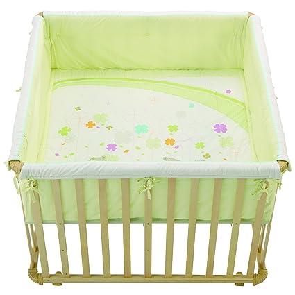 Roba - 0241 S106 - Parque para bebé (75 x 100 cm): Amazon.es: Bebé