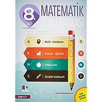Nar Test 8. Sınıf Dahi Genç Matematik Soru Bankası Fen Liselerine Hazırlık-YENİ