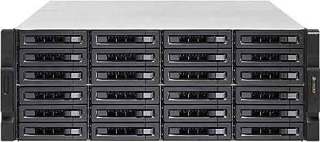 QNAP TVS-EC2480U-SAS-RP-8GE-R2 Ethernet - Unidad Raid (96 TB ...
