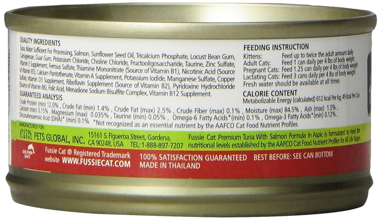 Amazon.com : Atún Premium con Salmón Alimentos enlatados - 24-2, 82-oz Latas : Pet Supplies