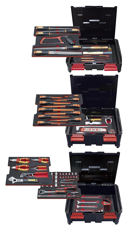 EGA Master FBFFC Piezas de mecánica, Set de 103: Amazon.es: Bricolaje y herramientas