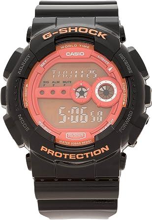 Casio GD-100HC-1E - Reloj Digital de Cuarzo para Hombre, Correa de ...