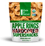 Made in Nature Organic Super Snacks, Apples, 3 Ounce (Pack of 12)