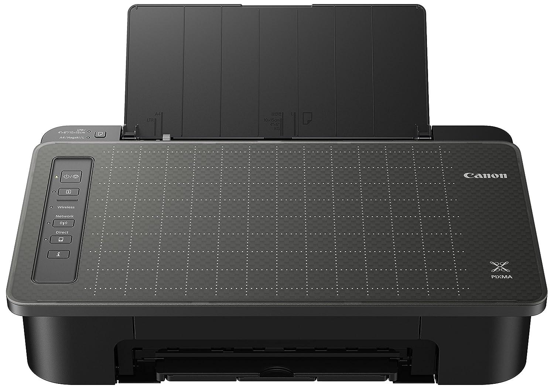Canon PIXMA TS305 x Impresora de inyección de Tinta Color 4800 x TS305 1200 dpi A4 WiFi - Impresora de Tinta (4800 x 1200 dpi, 7,7 ipm, 4 ipm, 60 Hojas, 60 Hojas, A4) 93d852