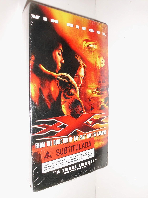 XXX [VHS]