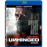 UNHINGED (Enragé) [DVD + Bluray] [Blu-ray] (Bilingual)
