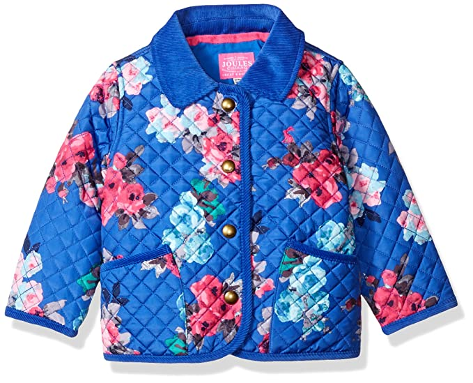 b1949ba44 Amazon.com  Joules Baby Girls  Mabel Quilted Jacket