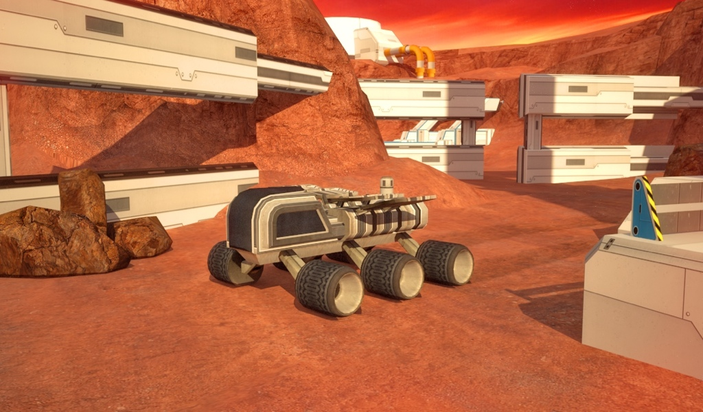 mars rover training game - photo #7