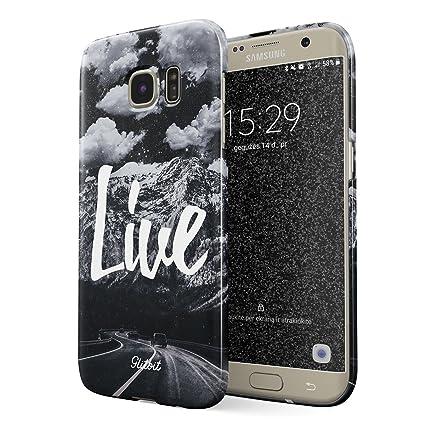 Amazon.com: Glitbit - Carcasa rígida y duradera para Samsung ...