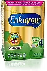 Enfagrow Formula Infantil para niños mayores de 3 años, Etapa 4, 1100 gr