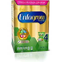 Enfagrow 4, Leche de Crecimiento para Niños Mayores de 3 años, 1.1 kg
