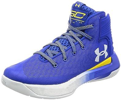 cac1f5ed4fd ... discount code for under armour kids boys ua gs curry 3zero basketball  big kid team royal