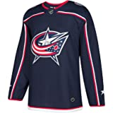 separation shoes a0879 f5b91 adidas Columbus Blue Jackets NHL Men s Climalite Authentic Team Hockey  Jersey