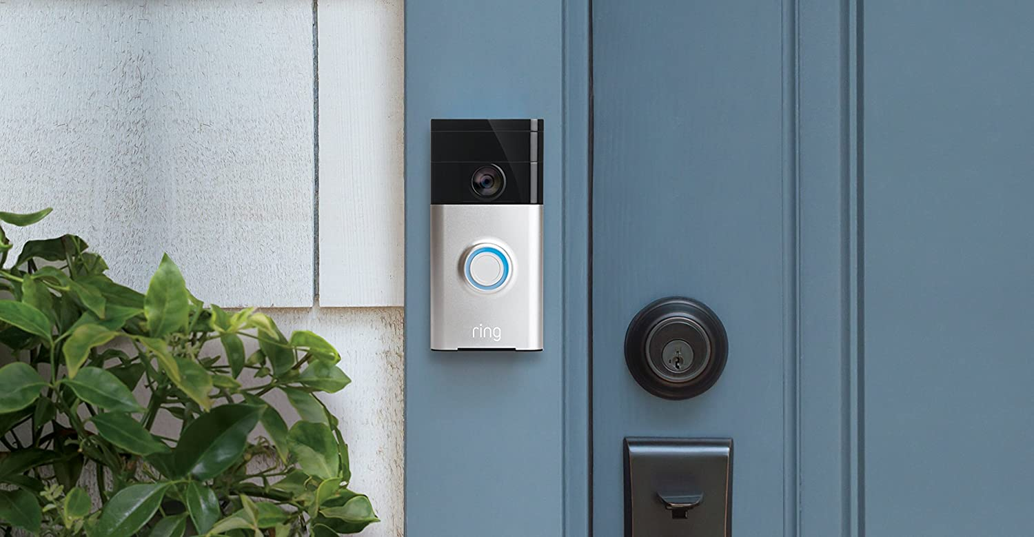 Ring doorbell amazon uk