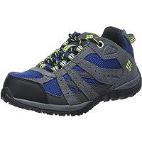Columbia Redmond Waterproof, Zapatillas de Senderismo Unisex niños