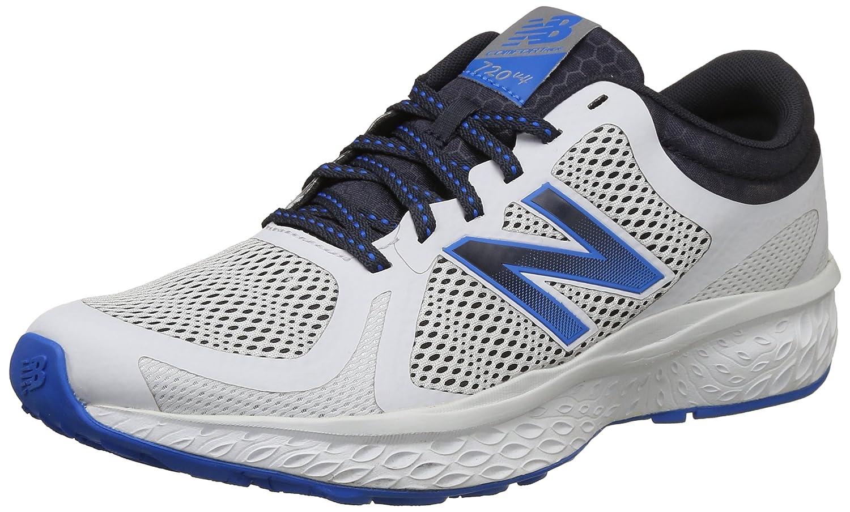 New Balance Men's M720v4 Running Shoe B01FSDTHBQ 11.5 D(M) US|Arctic Fox/Electric Blue