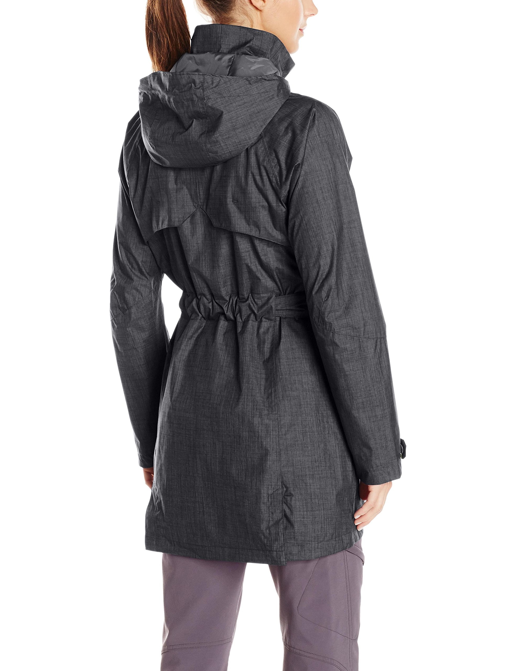 Columbia Women's Steal Your Thunder Jacket, Medium, Black by Columbia (Image #6)