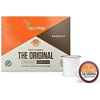 Bulletproof The Original Coffee Pods - Premium Medium Roast Organic Beans, Single-Serve K Cups, Works With Keurig 2.0 (24 Count)