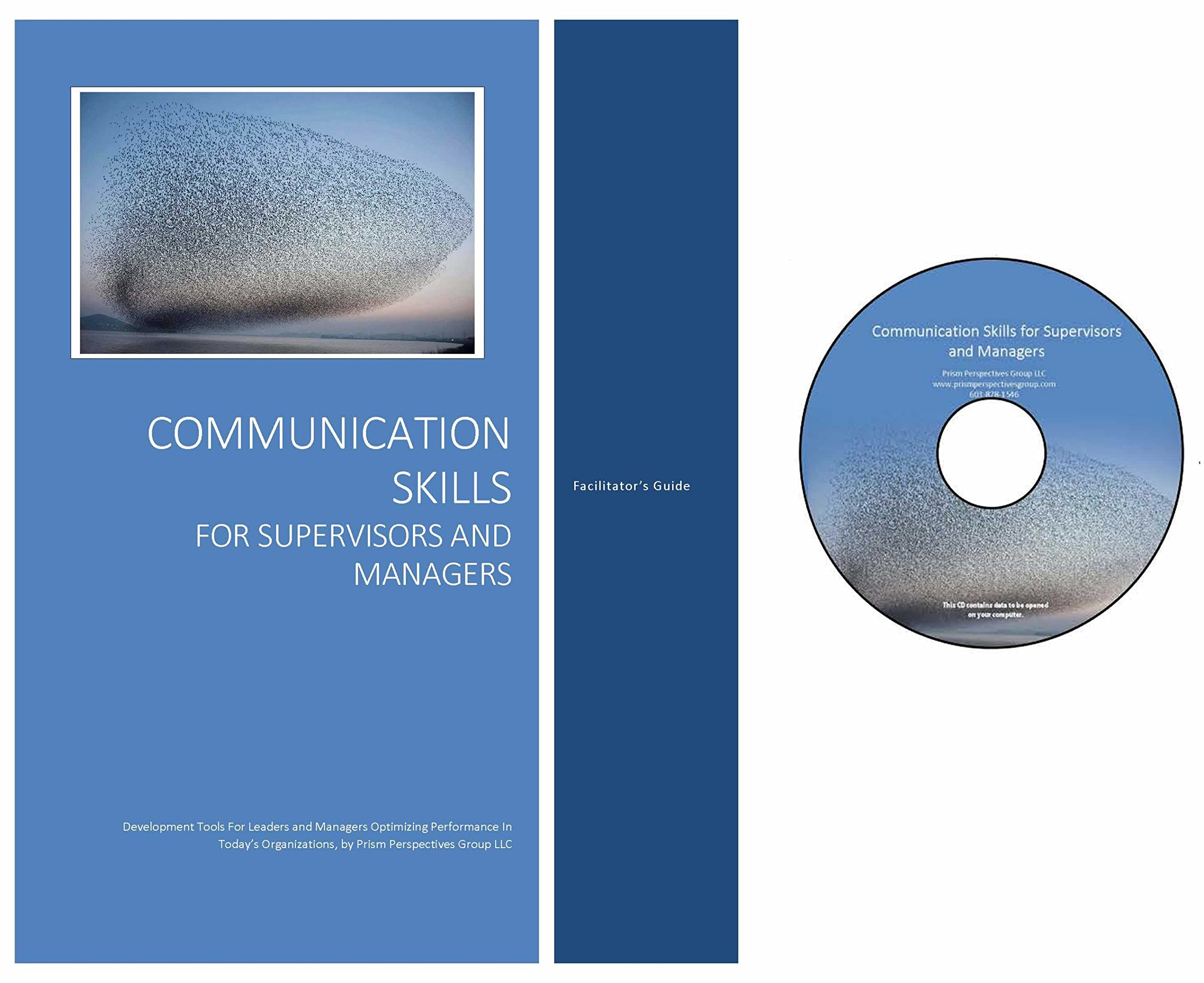 Download Communication Skills for Supervisors and Managers Facilitator's Guide + CD pdf epub