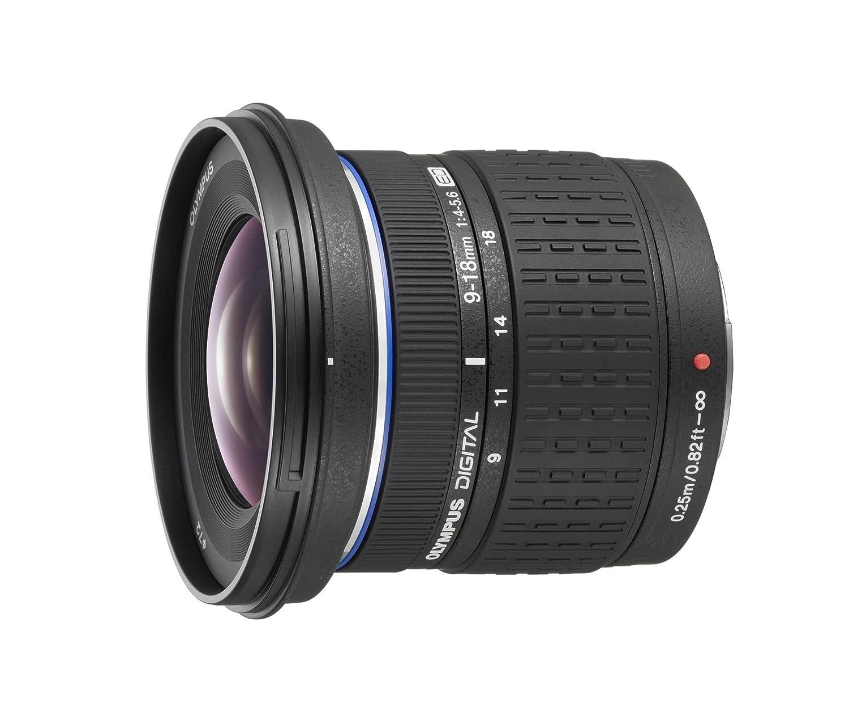 Olympus E 9 - 18 mm F/4,0 - 5,6 ZUIKO Lente para Olympus Digital ...