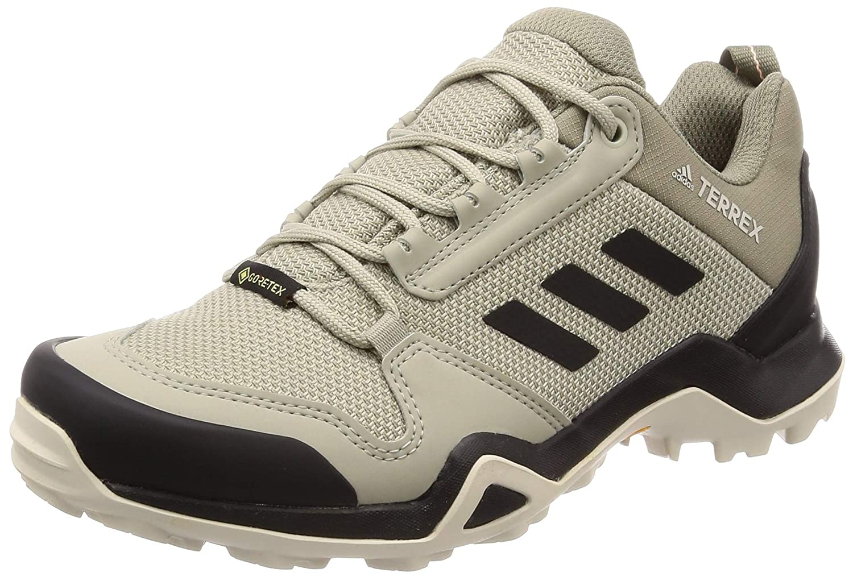 MultiCouleure (Sesame Core noir Trace Cargo Bc0574) adidas Terrex Ax3 GTX W, Chaussures de Trail Femme 38 2 3 EU