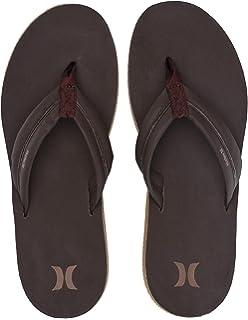 4d5626b5f07f Amazon.com  Hurley Men s Nike Lunarlon Lunar Flip Flop Sandal  Shoes