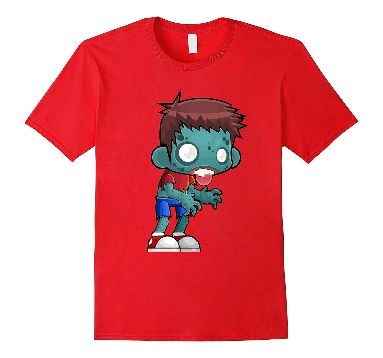 Zombie Dude Guy Men Women Ladies Boys Shirt Tee T-Shirt-TH