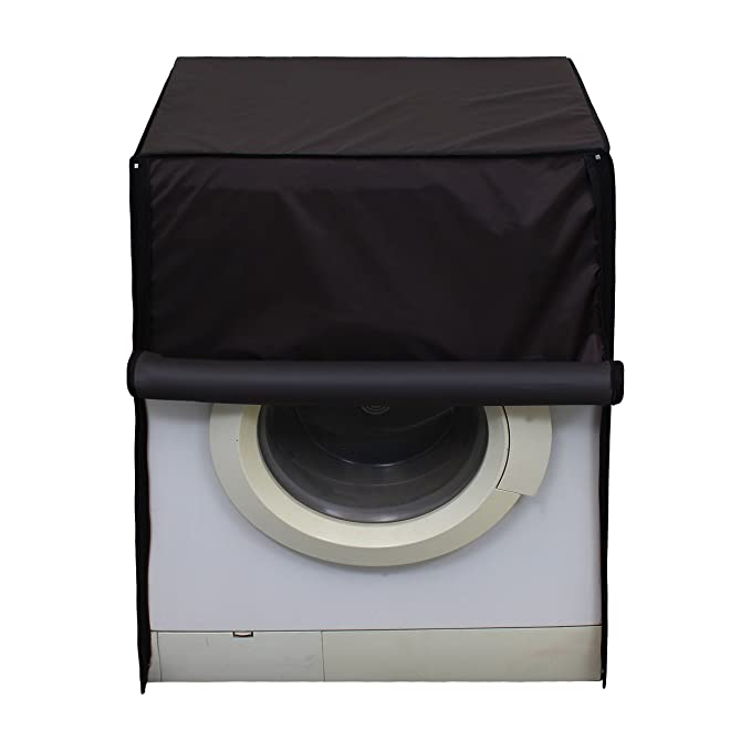 Dream Care Waterproof  amp; Dustproof Washing Machine Cover For Front Load 6.5Kg Model ,Coffee