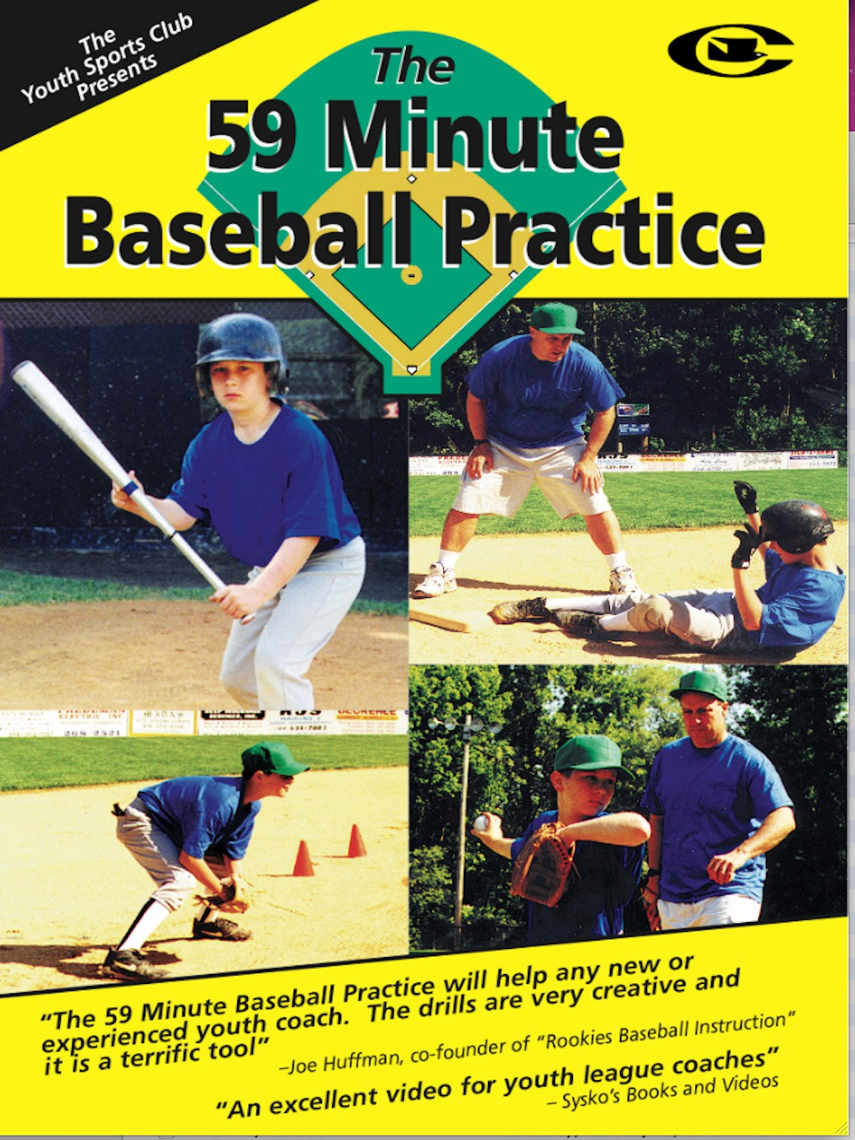amazon com baseball coaching the 59 minute baseball practice