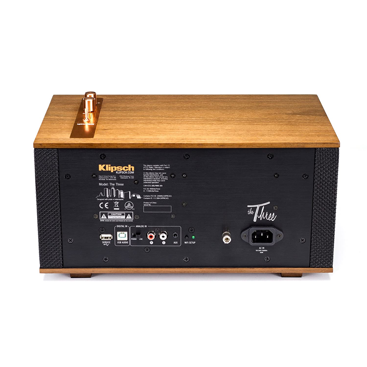 Ital tees bass culture and sound system clothing - Amazon Com Klipsch Heritage Wireless Three Tabletop Stereo System Walnut Electronics