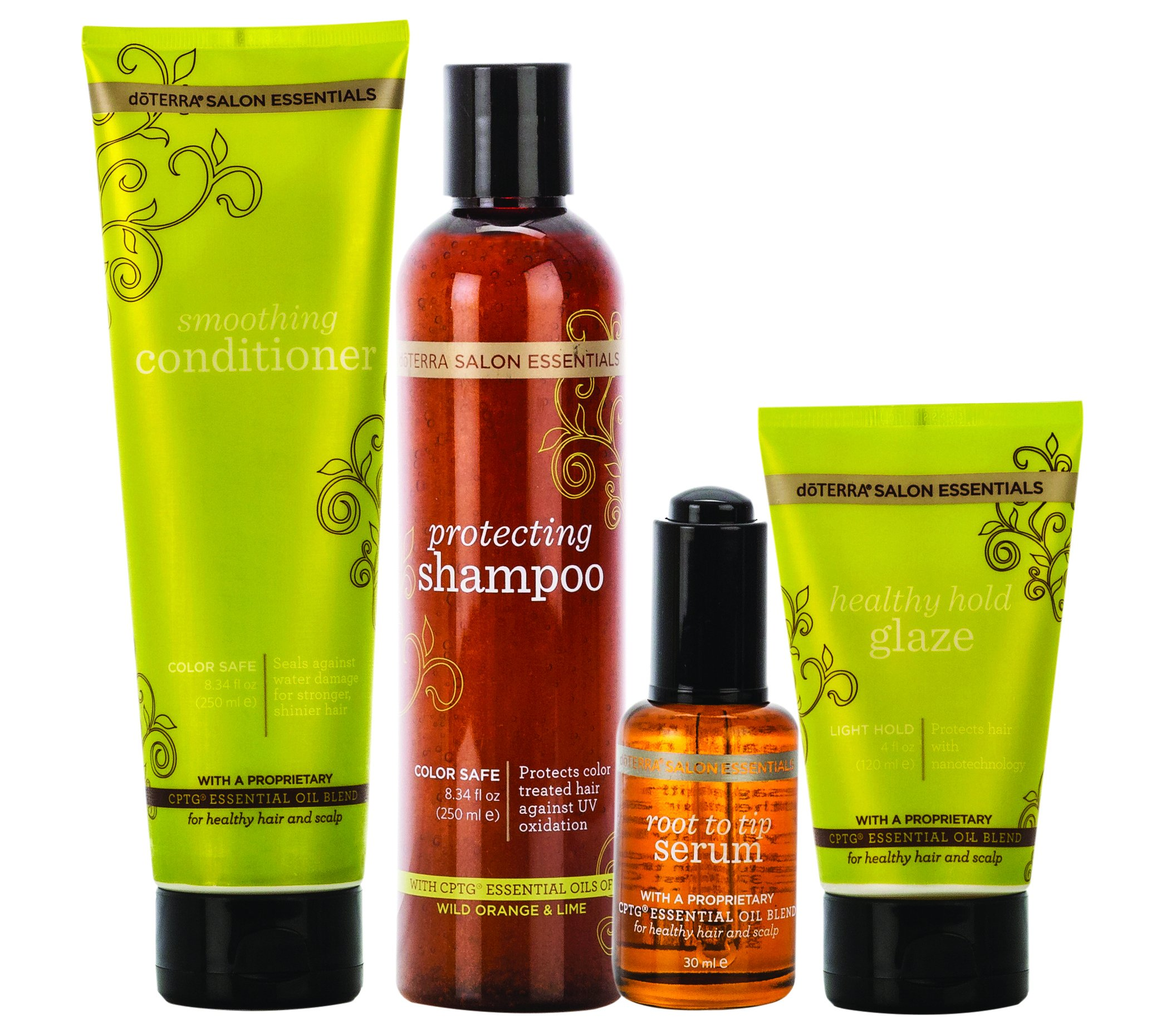 doTERRA Salon Essentials Hair Care System