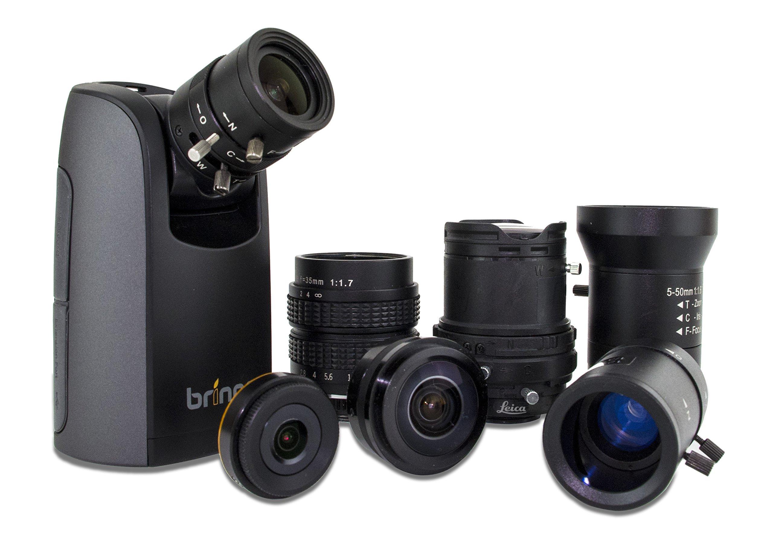 Brinno BCS 24-70 24-70mm f/1.4 Lens for Brinno TLC200 PRO HDR Time Lapse Video Camera by Brinno