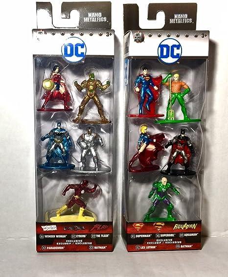 Jada Nano figures DC Wave 3-Aquaman