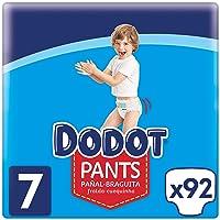 Dodot Pants Pañal - Braguita Talla 7, 92