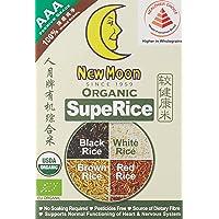 New Moon Organic SupeRice, 1.8kg